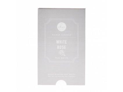 DW Home Vonný vosk - White Rose 82g