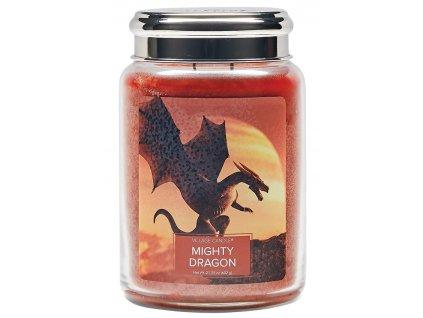 mighty dragon 26 oz fantasy ml