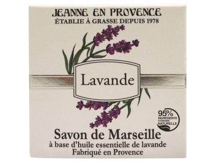 Jeanne en Provence Mýdlo - Levandule, 100g
