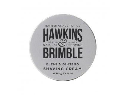 Hawkins & Brimble Pánský Krém na holení, 100ml