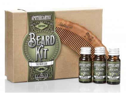Beard Gift Kit