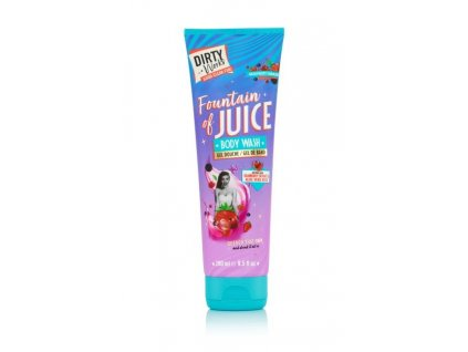Dirty Works Sprchový gel - Fountain of Juice, 280ml