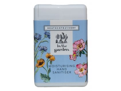 Heathcote & Ivory Dezinfekce na ruce - Na zahradě, 20ml