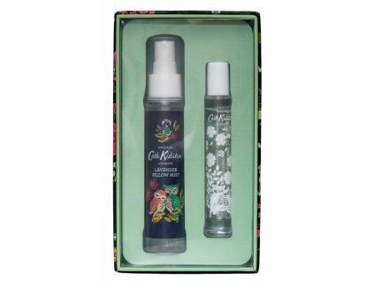 Heathcote & Ivory Sada pro klidný spánek (Vůně na polštář+zklidňující gel) Magical Wodland