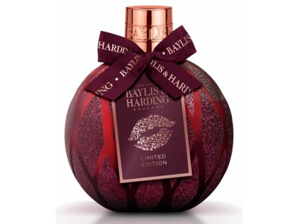 Baylis & Harding Pěna do koupele - Cranberry Martini - 370ml