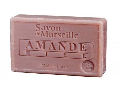 Le Chatelard Mýdlo - Mandle a med (Amande Miel), 100g