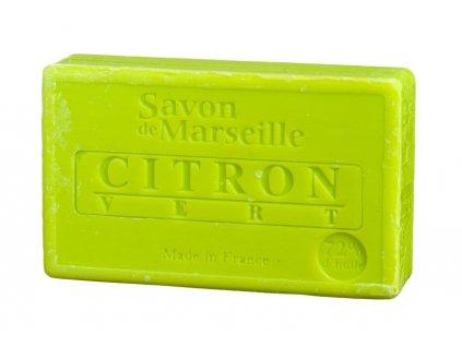 Le Chatelard Mýdlo - Limetka (Citron Vert), 100g