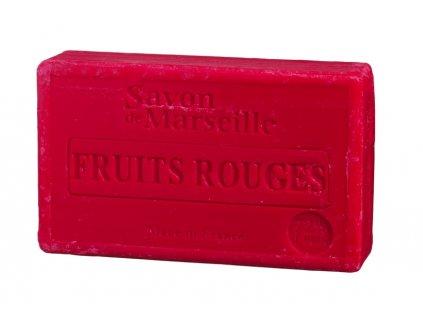 Le Chatelard Mýdlo - Červené ovoce (Fruits Rouges), 100g