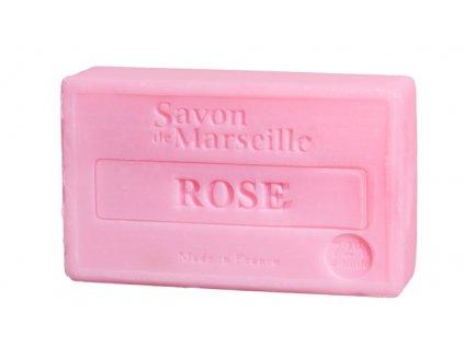 Le Chatelard Mýdlo - Růže, 100g