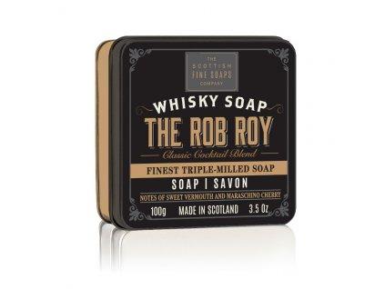 Scottish Fine Soaps Whisky The Rob Roy, 100g