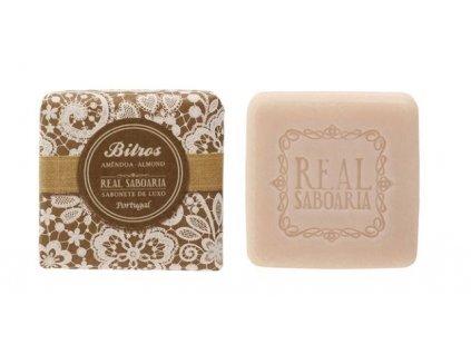 Real Saboaria Luxusní mýdlo - Mandle 50g
