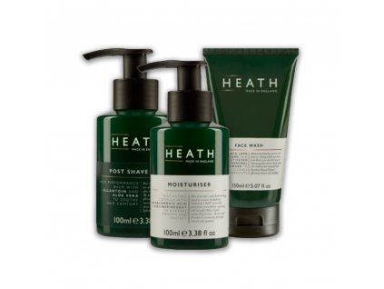 heath holení 3 ks
