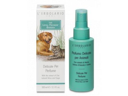 L'Erbolario Zvířecí parfém - Pro psy a kočky, 100ml