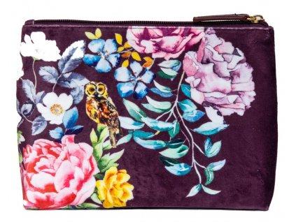 Heathcote & Ivory Kosmetická cestovní taška - The Artist´s Journey