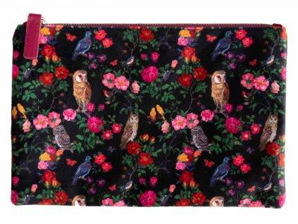 Heathcote & Ivory Toaletní taška - Forest animals