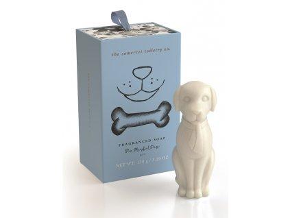 Somerset Toiletry Luxusní mýdlo v Dárkové krabičce - Pes, 150g