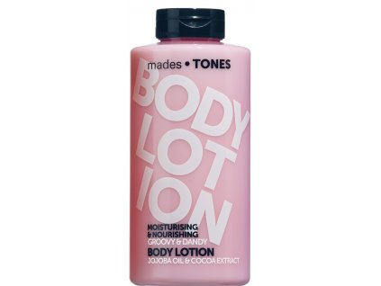 Mades Hydratační tělové mléko - Jojoba & Kakao, 500ml