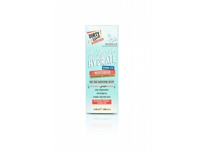 Dirty Works Hydratační gel na obličej - the Great Hydrate, 50ml