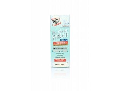 Dirty Works Hydratační gel na obličej - the Great Hydrate, 50ml