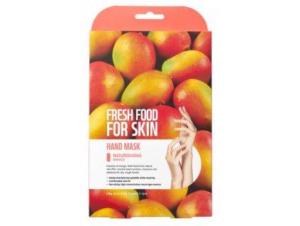 Fresh Food For Skin Sada pečujících masek na ruce, 3ks