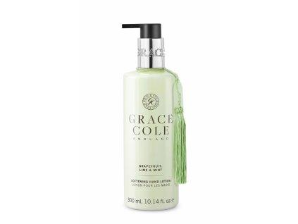 Grace Cole Jemné mléko na ruce - Grapefruit Lime & Mint - Grepfruit, limetka a máta, 300ml