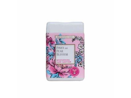 Heathcote & Ivory Dezinfekce na ruce - Pinks Pear Blossom - Růžové a hruškové květy, 20ml