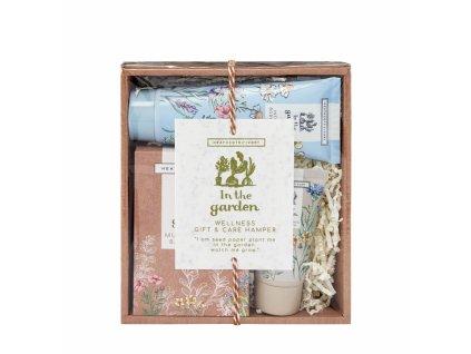 Heathcote & Ivory Dárkový wellness set - In the garden, 3ks