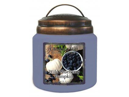 16 oz Wild Blueberry Pumpkin