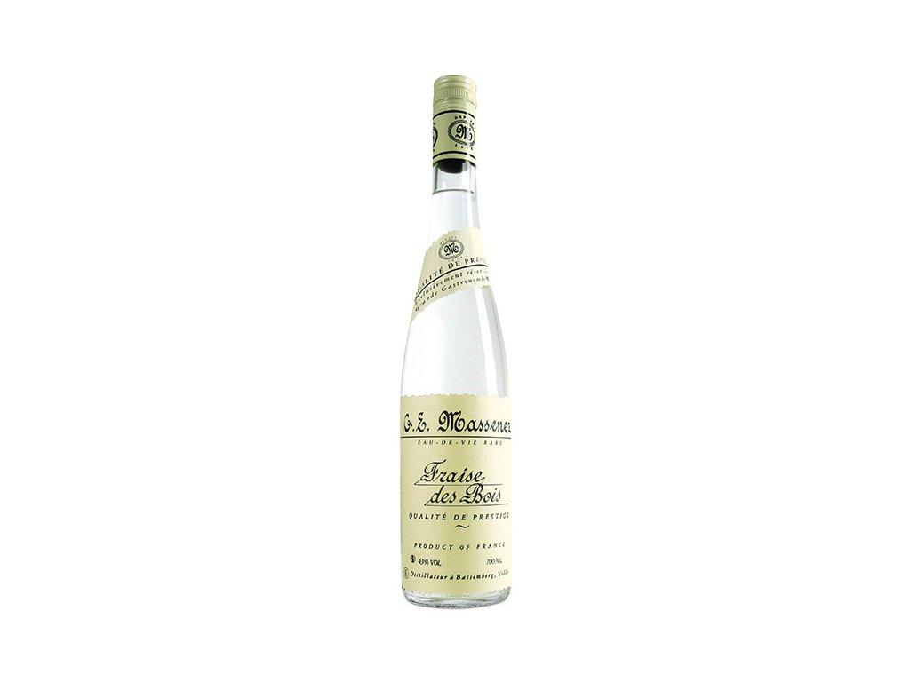 Jahodovice Prestige Massenez, alk. 43%