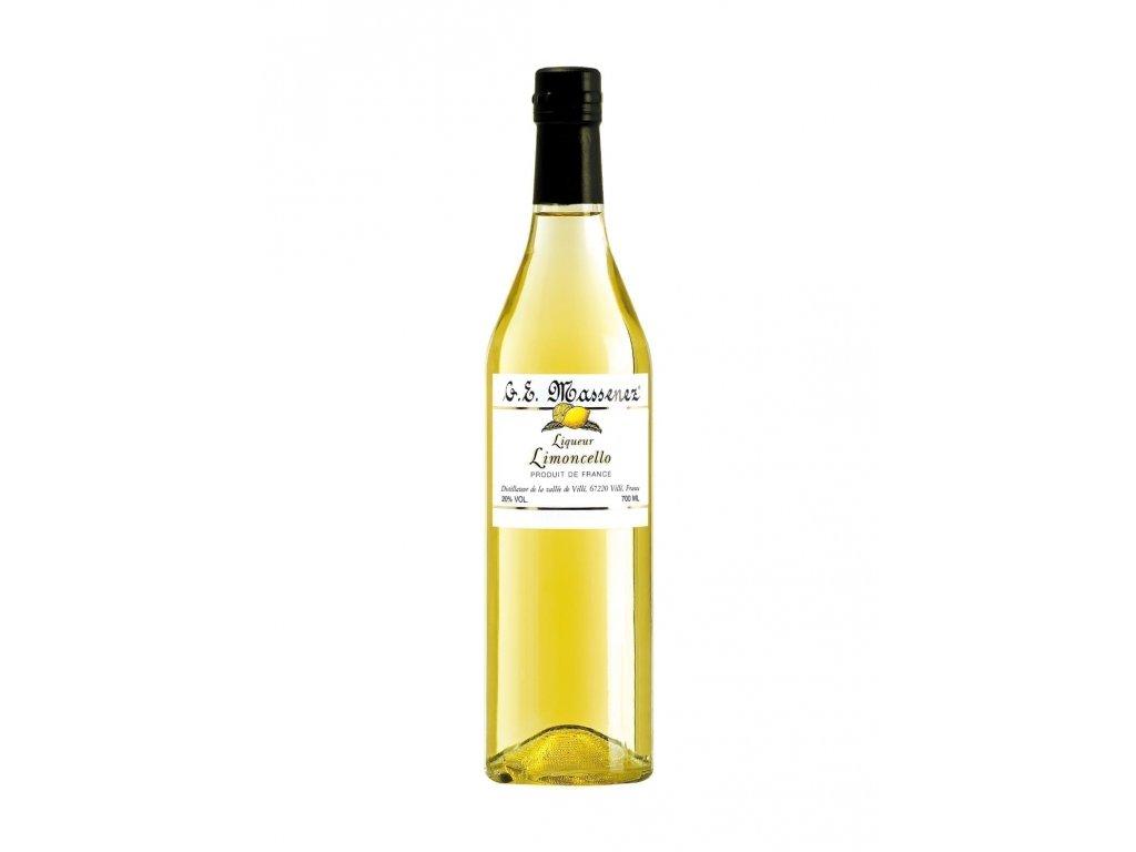 Massenez Liqueur de Limoncello Limoncello 20 700ml