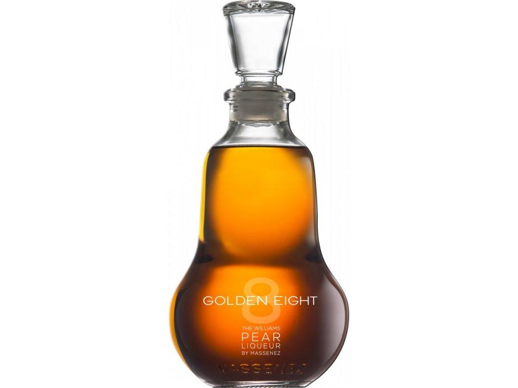 golden eight liqueur de poire william pear liqueur
