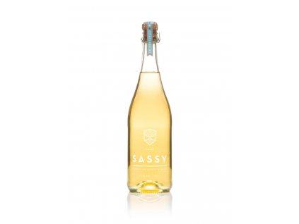 Cidre POIRE 75cl SASSY
