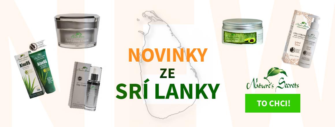 Novinky ze Srí Lanky