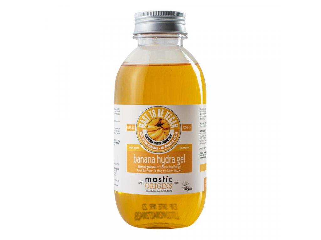 Hydratační osvěžující sprchový gel