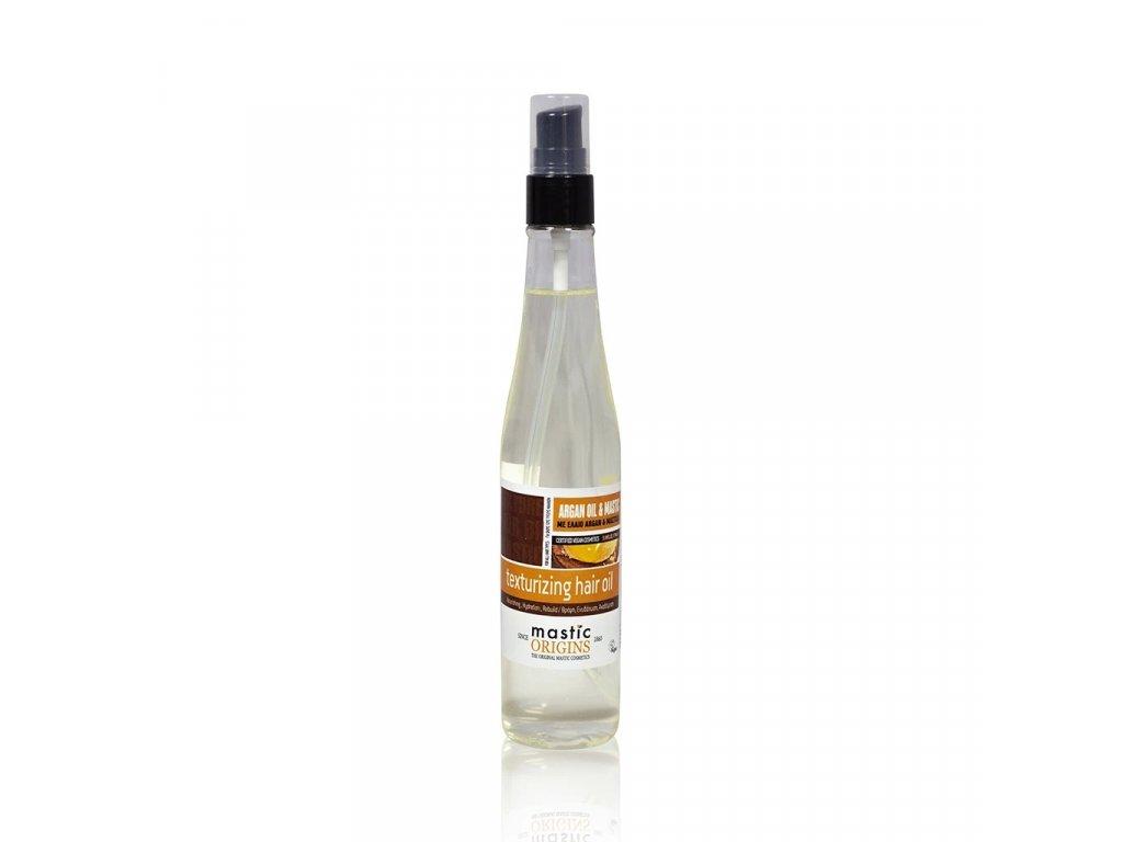 Texturizing Hair Oil 175 ml - Suchý vlasový olej s arganem, Mastic Origins