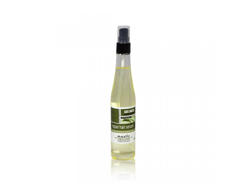 Repair Hair Serum 175 ml - Vylepšené vlasové sérum, Mastic Origins