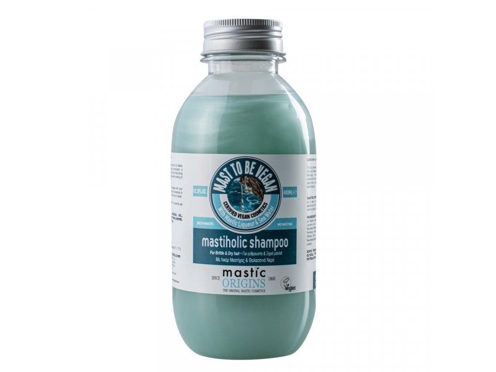 Mastiholic Shampoo 400 ml - Speciální šampón