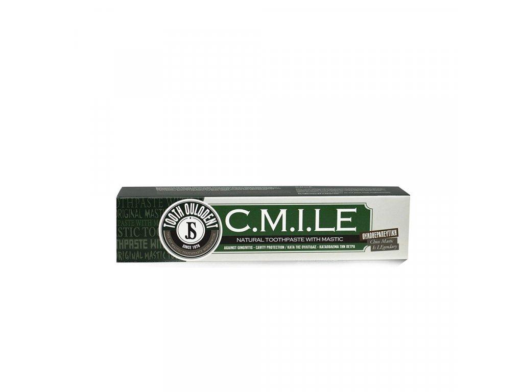 Zubní pasta s mastikem