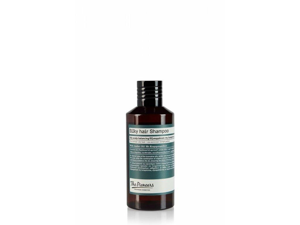 Silky Hair Shampoo 200 ml - Šampon pro hedvábné vlasy