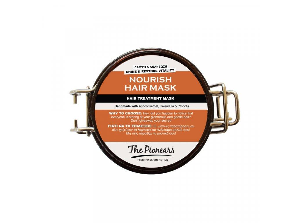 Nourish Hair Mask 200 ml - Regenerační vlasová maska