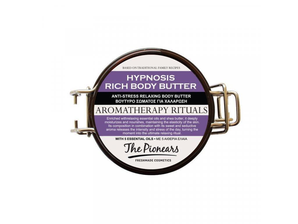 Hypnosis Rich Body Butter 200 ml - Antistresové tělové máslo