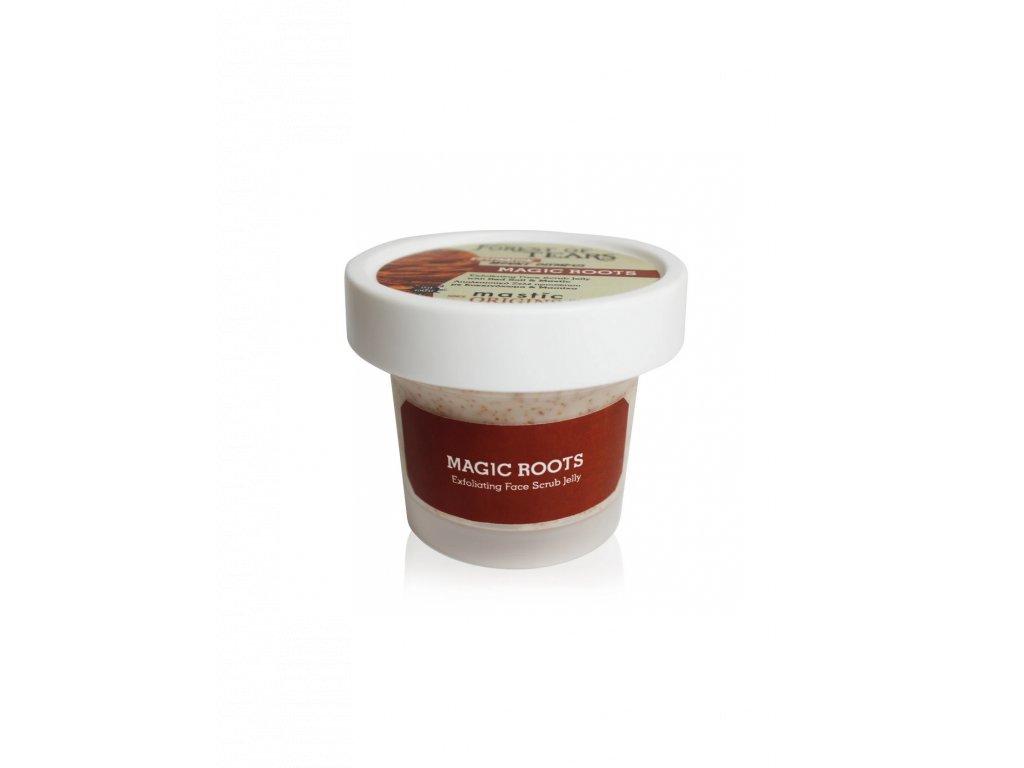 Magic Roots 100 ml - Gelový peeling na obličej