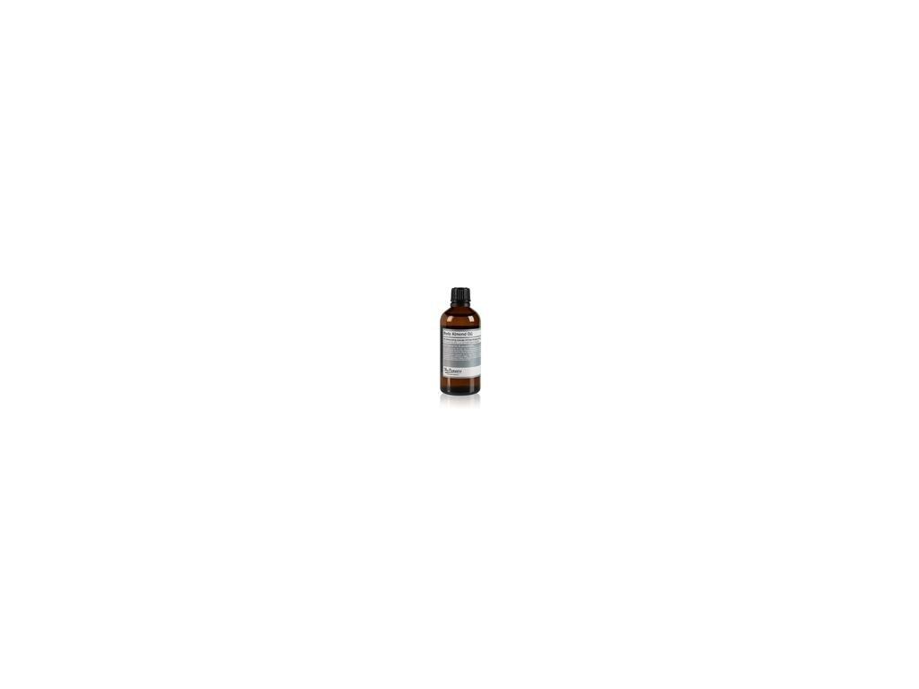Body almond oil, masážní olej