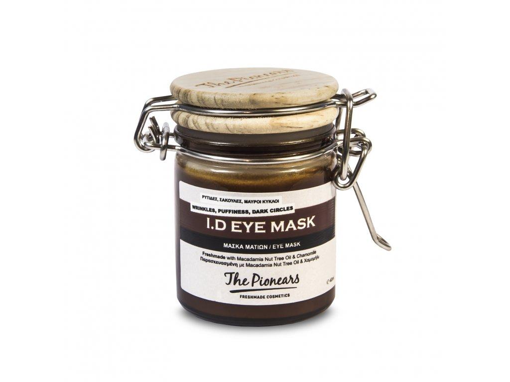 I.D Eye Mask 40 ml - Oční maska na vrásky a tmavé kruhy, The Pionears