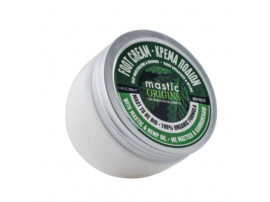 Foot Cream 300 ml - Hydratační a relaxační krém pro unavené nohy