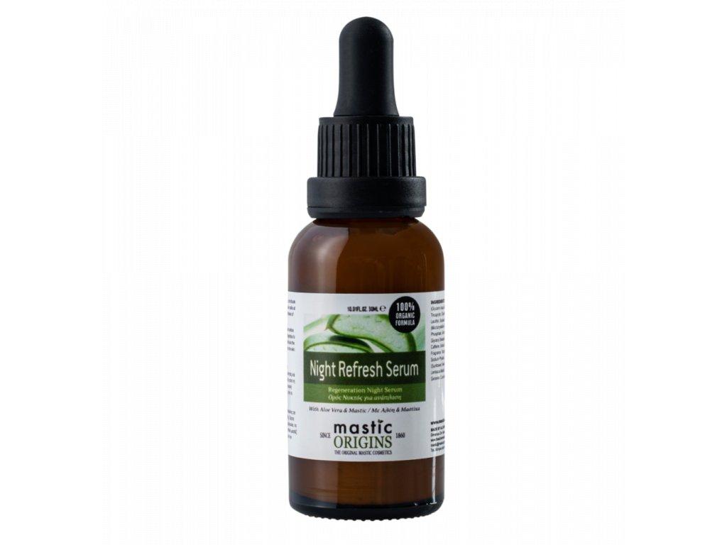 Night Refresh Serum 30 ml - Večerní sérum regenerace a rekonstrukce