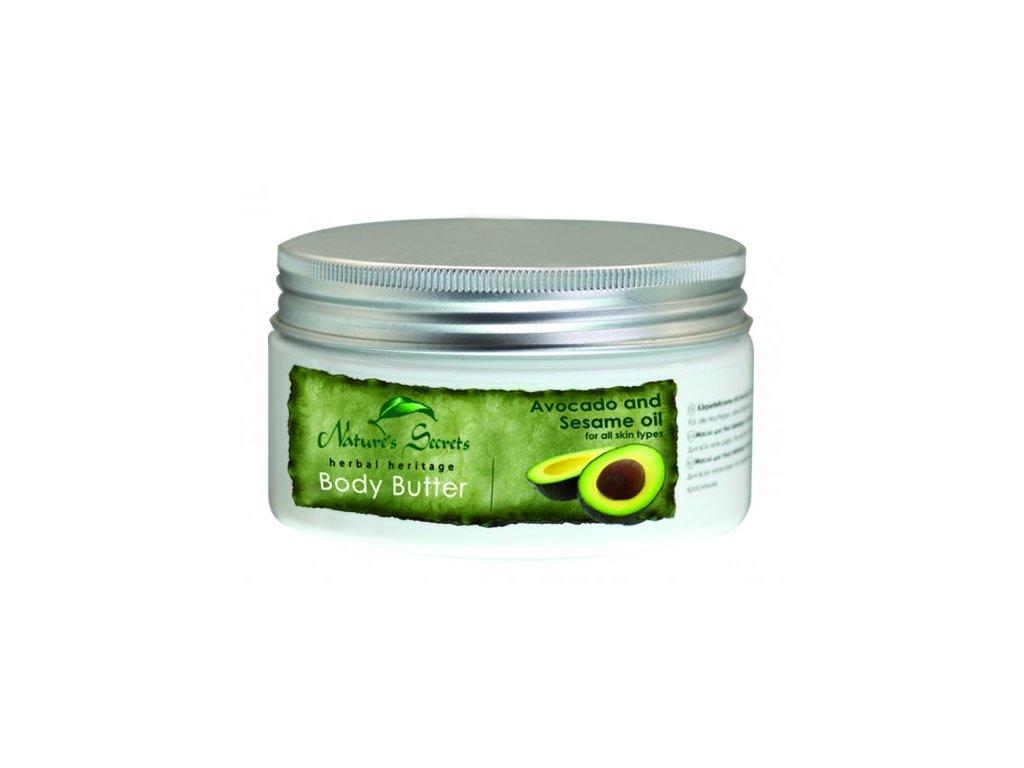 avocado sesame oil