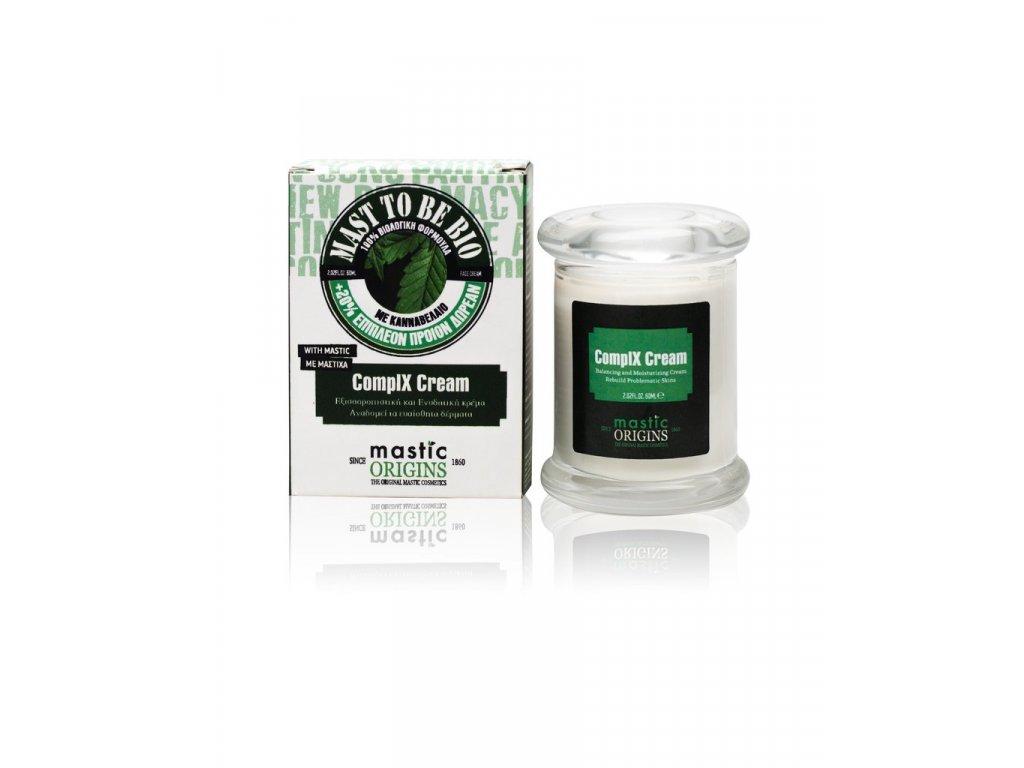ComplX Cream, Zpevňující a vyrovnávací krém
