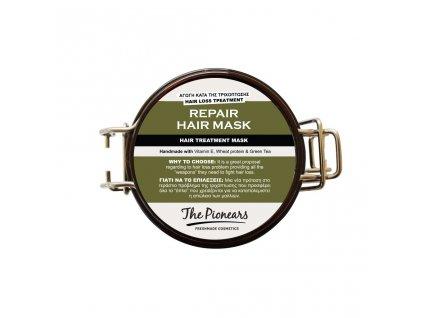 Repair Hair Mask 200 ml - Maska proti vypadávání vlasů, The Pionears