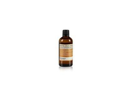 Body hair oleum, mandlový olej